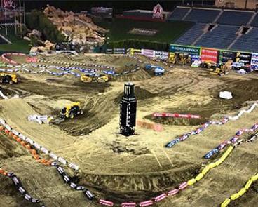 Anaheim Supercross